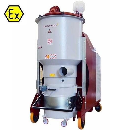 Ogromnie Odkurzacz dużej mocy cyklonowy ATEX do strefy zagrożonej wybuchem MR02